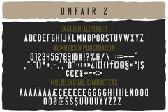 Unfair Product Image 3