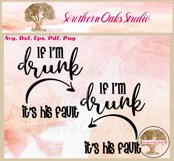 If Im drunk friends groom crew cricut waterslide 300 dpi png Product Image 5
