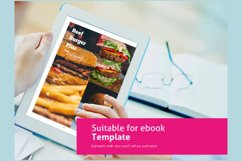 Recipe eBook Template Easy Editable Using Ms Publisher Product Image 2