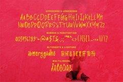 Web Font Sellena - A Stylish Handwritten Font Product Image 6