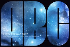 Space Font Product Image 1
