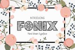 Fonix Font Product Image 1