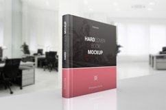 Square Hardcover Book Mockups Product Image 3
