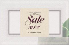 GRUNGE Facebook sale and quote pack Product Image 2