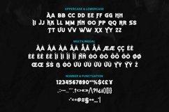 Web Font Hornbes Font Product Image 2