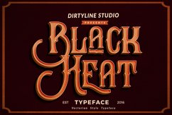 Black Heat Product Image 1