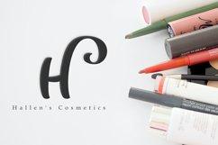 Ashburton | A Calligraphy Font Product Image 2