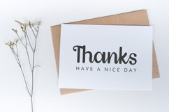 Hazelnuts - Handwritten Font Product Image 9