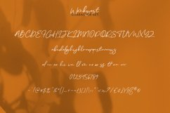 Wonkyest Handwritten Script Font Product Image 4