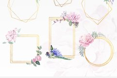 Chic Watercolor Floral Collection Product Image 6