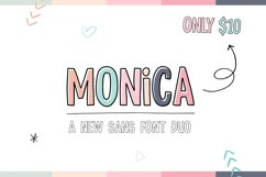 Monica Font Duo Product Image 1