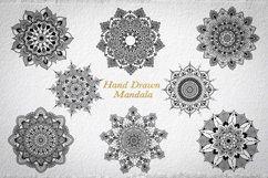 Hand Drawn Mandala & Floral Zentangle Collection Product Image 2