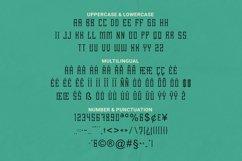 Unique Font Product Image 5