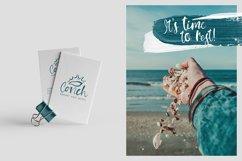 Seascape script Product Image 3