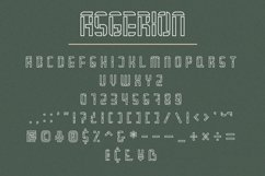 Asgerion - Display Font Trio Product Image 9