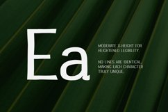 Greenstyle Casual Handcrafted Font Product Image 3