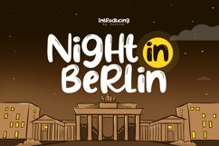 Night in Berlin Product Image 1