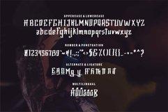 Web Font Kargox - A Stylish Handwritten Font Product Image 5