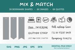 Bookmark Kit - SVG files Product Image 2