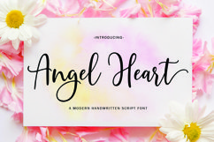 Angel Heart Script Product Image 1