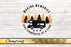 Camping SVG Bundle Camping SVG PNG DXF EPS Files Camp SVG Product Image 5