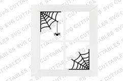 Spider Web SVG | Halloween SVG Product Image 4
