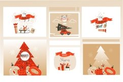 Merry Christmas illustrations Product Image 6