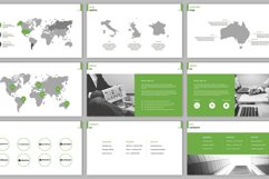 Clarity Company Minimal PowerPoint Template Product Image 3