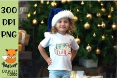 Candy Cane Cutie Christmas Sublimation Product Image 1