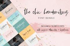 The Handwriting Font Bundle Product Image 1