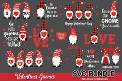 valentines day gnome svg, gnomes svg, bundle svg bundle Product Image 1