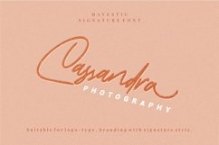 Mayestica - Luxury Signature Font Product Image 4