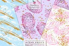 Cute Seamless Flamingo Pattern DP075 Product Image 5