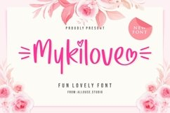 Mykilove Product Image 1