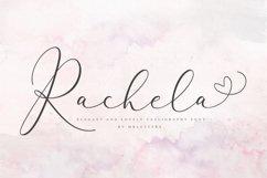 Rachela Lovely Calligraphy Font Product Image 1