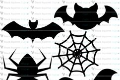 Halloween Spooky Graphic SVG Bundle Product Image 2