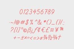 Bathavia Script Product Image 4
