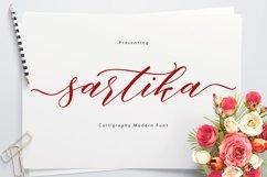 Web Font Sartika Script Product Image 1