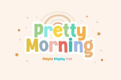 Pretty Morning Product Image 1