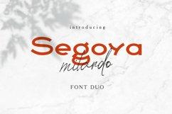 Segoya Milardo Font Duo Product Image 1