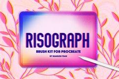 RISOGRAPH BRUSH SET FOR PROCREATE Product Image 1