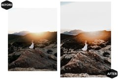 10 Moody Wedding Photoshop Actions And ACR Presets, fall Ps Product Image 2