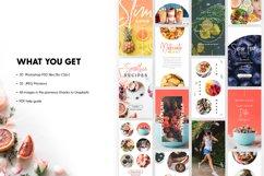 Instagram Stories - Detox Week Ed Product Image 3