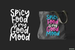 Chili Chips | A Cute Font Product Image 2