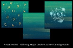 Magical Alchemy 1 - Background Images Textures Set Product Image 4