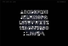 Web Font Slowik Emphasis-Regular Font Product Image 6