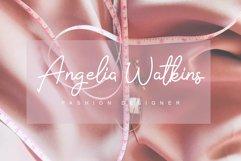 The Signate - a stylish signature font Product Image 4