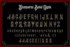 Shampoerna Betoel Layered Vintage Font Product Image 6