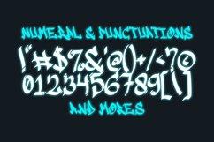 Bigwogs GT - Graffiti Font Product Image 7