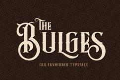 Bulges Typeface Product Image 1